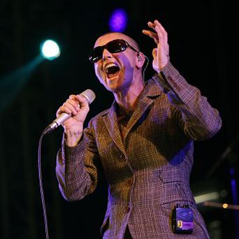 Sinead O'Connor has said she plans to renew her wedding vows to her ex
