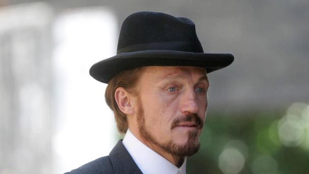 Jerome Flynn plays Detective Sergeant Bennet Drake in Ripper Street