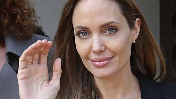 Angelina Jolie has directed Unbroken