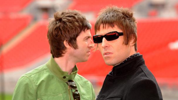 Oasis fans will be able to hear the band's original demo tape