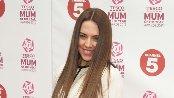 Mel C said she'd like to have more children