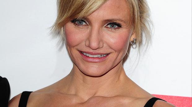Cameron Diaz has been on a two-day cookery class