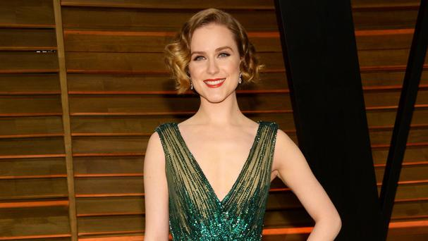 Evan Rachel Wood was woken by the earthquake in Hollywood