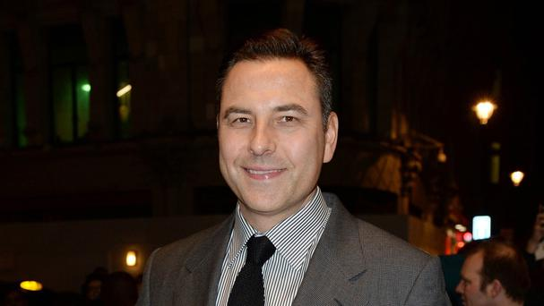 David Walliams is taking over on Mastermind