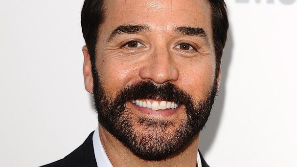 Jeremy Piven says he was upstaged by Benedict Cumberbatch