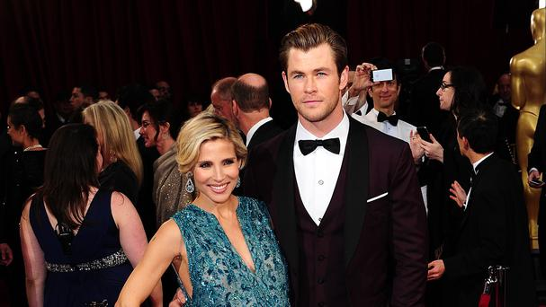 Elsa Pataky and Chris Hemsworth have welcomed twin boys