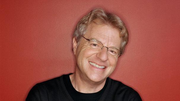 Jerry Springer doesn't have any plans to retire