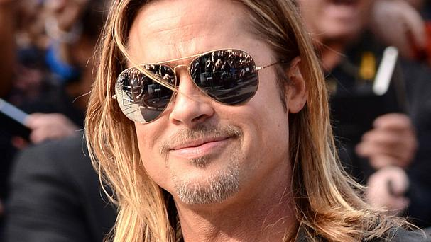Brad Pitt might be starring in a new war film