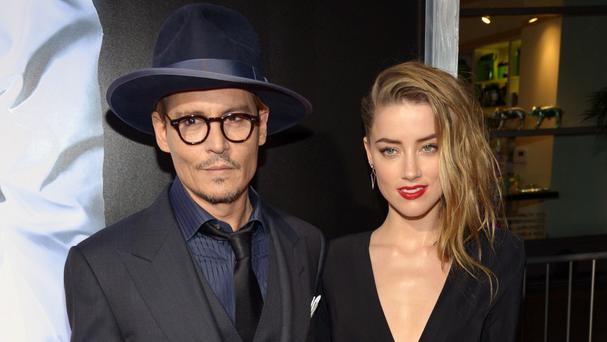 Johnny Depp and Amber Heard are engaged
