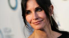 Courteney Cox has said that a Friends reunion is unlikely to happen