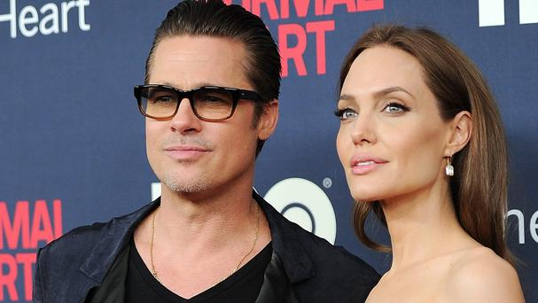 Brad Pitt and Angelina Jolie got engaged in 2012