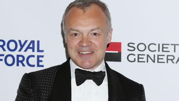 Graham Norton is the host of the 2014 Bafta TV Awards