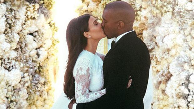 Kim Kardashian and Kanye West honeymooned in Ireland