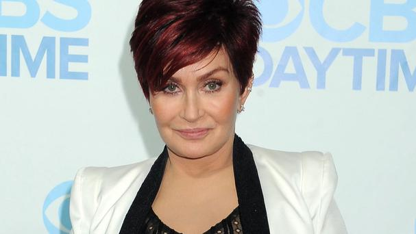 Sharon Osbourne was a presenter at the 2014 Daytime Emmy Awards in LA