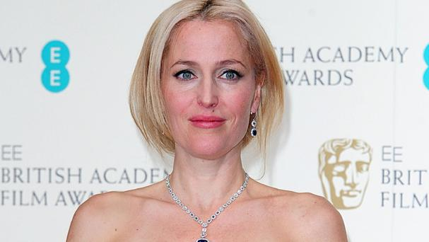 Gillian Anderson hates looking back at pictures of herself in The X Files