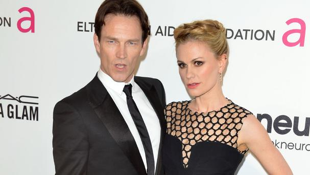 Anna Paquin said being happily married to Stephen Moyer doesn't stop her being bisexual