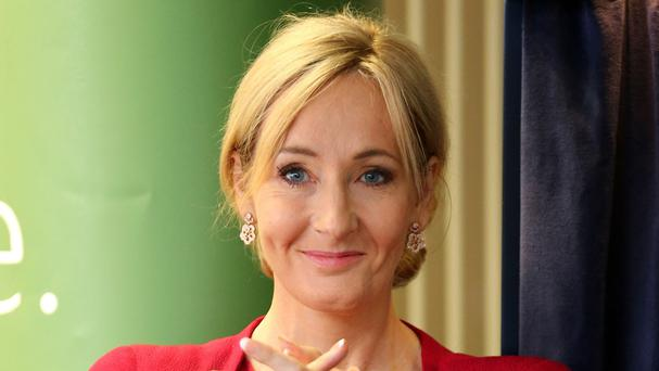 JK Rowling will be voting no