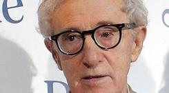 Woody Allen has denied he molested adoptive daughter Dylan Farrow(AP)