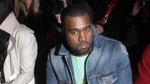 Kanye West's temper flared during a deposition in Los Angeles