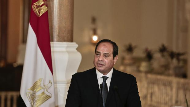 The problem comes as Egyptian president Abdel-Fattah el-Sissi ushers in ambitious economic reforms (AP)