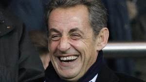 Former French president Nicolas Sarkozy will be the new leader of the UMP (AP)