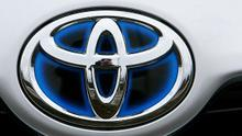 Toyota is recalling 76,000 vehicles bought in the UK in the period November 2000 to March 2004