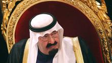 King Abdullah of Saudi Arabia has been admitted to hospital for medical tests
