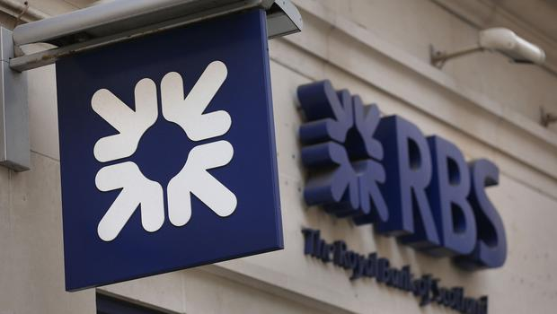 RBS has unveiled a boost in profits and said it will rebrand as NatWest plc (Philip Toscano/PA)
