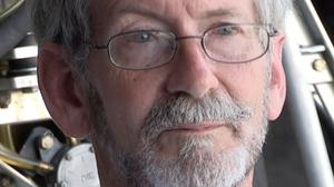 Douglas Hughes faces a series of charges after flying a gyrocopter through Washington DC's no-fly zone and landing on the West Front of the US Capitol (Tampa Bay Times/AP)