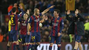 A prosecutor has called for Barcelona FC to be put to trial over alleged tax evasion (AP)
