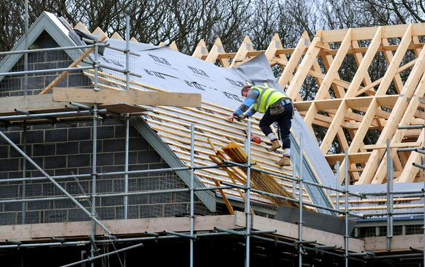 Bellway said its forward order book stood at 6,028 homes on March 14 (PA)
