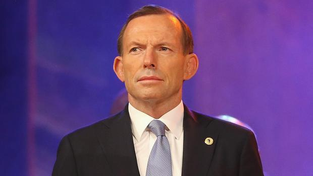 Tony Abbott said keeping Australia safe was his first priority