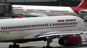 An Air India plane returned to Mumbai after passengers spotted a rat on board (AP)