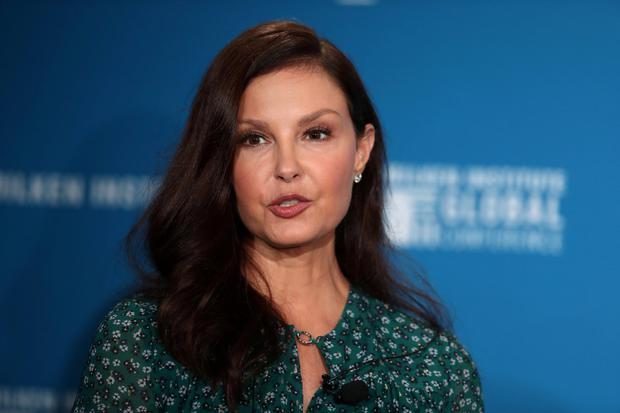 Anger: Ashley Judd has condemned Weinstein