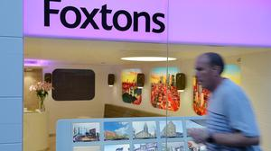 Foxtons has revealed the ban on tenancy fees has hit revenues (John Stillwell/PA)