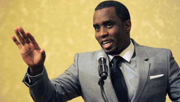 "Sean ""Diddy"" Combs was arrested on the campus of the University of California, Los Angeles (AP)"
