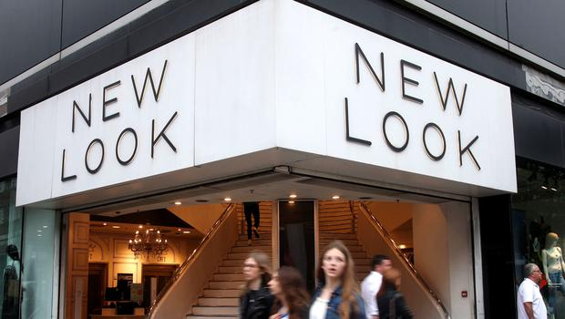 New Look saw sales remain under pressure amid 'tough market conditions' (PA)
