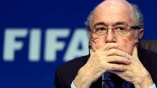 Sepp Blatter was elected Fifa president for the fifth time last week