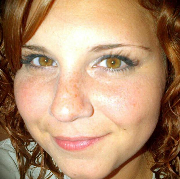 Heather Heyer died after being hit by a car during the protests. Photo: Reuters