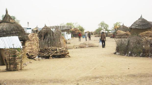 Nigerian refugees are arriving at Minowao Camp after fleeing Boko Haram