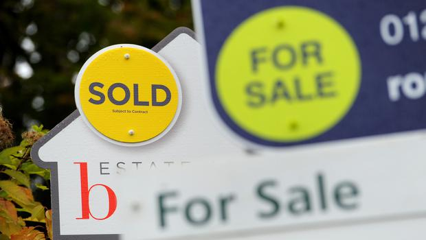 Countrywide's sale of its commercial property division is delayed (Andrew Matthews/PA)