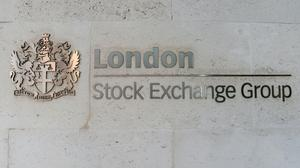 The FTSE had its second flat session in just three days (Nick Ansell/PA)