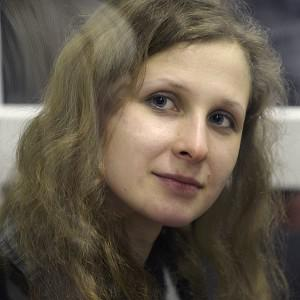 Pussy Riot protester Maria Alekhina says she is being persecuted in jail (AP)