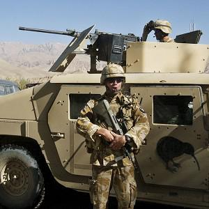 Ten New Zealand soldiers died during the Afghan conflict (AP)