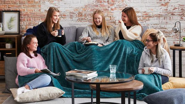 Dunelm posted higher sales in its second quarter (Dunelm/PA)