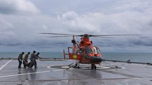 One body was retrieved when a new bid was made to lift the wreckage of the crashed AirAsia plane