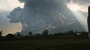 Pavlof, about 625 miles south west of Anchorage, is Alaska's most active volcano. (AP)
