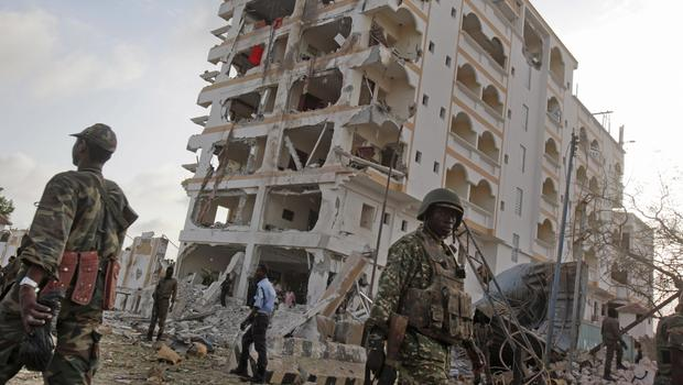 Al-Shabab has been behind a number of attacks in Somalia (AP)