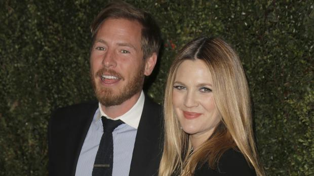 Drew Barrymore and ex-husband Will Kopelman