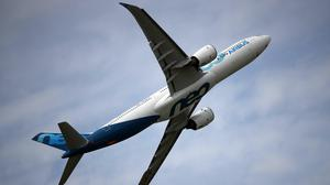 The French aid package will benefit Airbus (Francois Mori/AP)